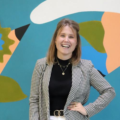 customer support en content medewerker Charlotte